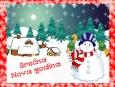 Snesko: Srecna Nova godina