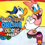 skating-donald-online-coloring-page150x150