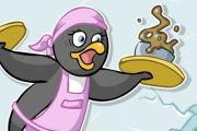 Večera pingvina