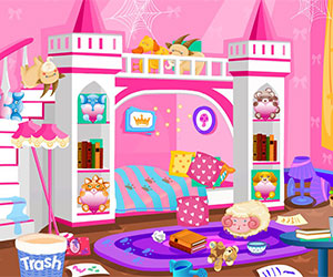 Princess Room Cleanup 300x250