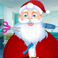 santa at beard salon200x200